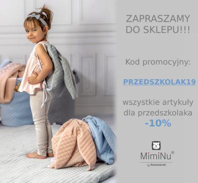 promocja dla przedszkolaków